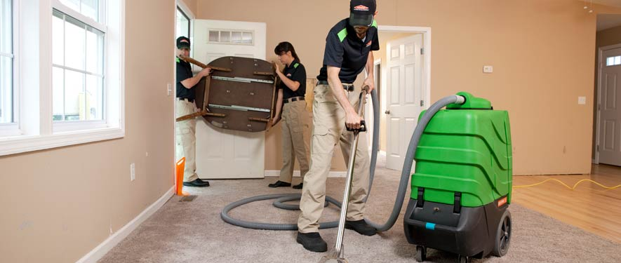 Schaumburg, IL residential restoration cleaning